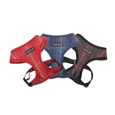 DELUXE PUPPIA BLACK CYBER DOG PUPPY HARNESS NEW FOR 2013 ALL SIZES