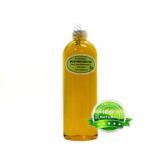 MUSTARD SEED OIL  COLD PRESSED UNREFINED ORGANIC FREE SHIPPING!!!