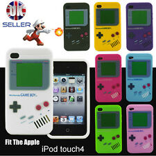 Nintendo Gameboy Silicone Case Cover For APPLE iPod TOUCH 4TH/5TH GENERATION GEN