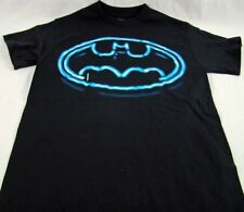 Mens DC Comics Originals Super Hero Batman Short Sleeve T Shirt Any Size S L