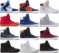 SUPRA Vaider - Men's Hightop Vulcanized Shoe / Sneaker