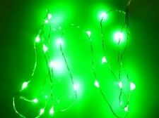 Decorative LED Coil Wire String Fairy Garland Lights Water Proof Wedding Party