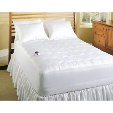 Soft Heat 250TC Low Voltage Electric Heated Warming Mattress Pad Queen King