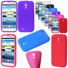 SOFT SILICONE GEL RUBBER SKIN CASE COVER FOR SAMSUNG GALAXY S4 SIV i9500