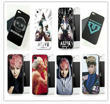 Bigbang G-Dragon Apple iPhone 4/4s Plastic Case cover k-pop GD TOP one of a kind