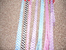 Childrens/Adults Girls Boys Fashion Shoe Laces Designs page 2
