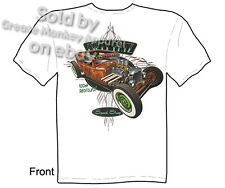 30 31 Ford Hot Rod T Shirt 1930 1931 Sedan Rat Rod Tee Tudor Sz M L XL 2XL 3XL