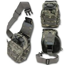 3L MOLLE Hipster Backpack Shoulder Bag Military Style Army Tactical Fanny Pack