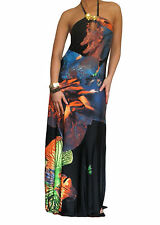 New Dress Maxi Long Womens Evening Party Sexy Bodycon Gown Size 10 12 14 16