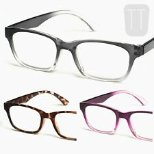 3 PAIRS NEW RETRO RIMMED READERS READING GLASSES +1.5 +2.00 +2.50 +3.0 +4.00