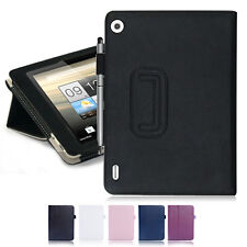 Deluxe Leather Book 2 Folio Stand Case Cover For Acer Iconia Tab A1-810