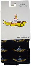 The Beatles: Official Apple Yellow Submarine Child Tights - New & With Card Tag