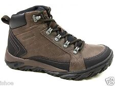 Men Caterpillar Cat Inuvik Hi Leather Classic Outdoor Walking Boots Size 6-12