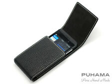 PUHAMA HA41 Hand-Stitched Personalized Leather case for Blackberry Z10