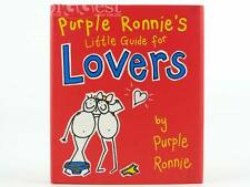 Libro Purple Ronnie's Little Book Willies & Bottoms Poemas Amor Guia Enamorados