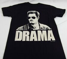 Mens NEW Black Entourage Drama HBO TV Series Logo Graphic T-Shirt Size S small