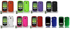 Hard Snap On Cover Phone Case for Straight Talk Tracfone LG 505C LG505C