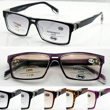 R148 Plastic Bifocal Light Tinted lens Reading Glasses+50+75+1.+100+1.25+125+1.5