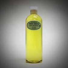 Organic Papaya Seed Oil  100% Pure Cold Pressed 2 oz up to Gallon Free Shipping