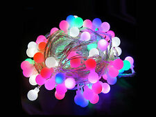 4M 40 LED Fairy String Light Battery Operated for Christmas Partys Wedding etc