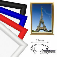 A1 Snap Frames Picture Poster Holders Clip Displays Retail Wall Notice Boards