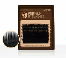 Mixed Length Neicha Silk Lash J, B, C curl for Eyelash Extension MINI TRAY