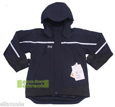 Helly Hansen RRP £60 Childrens Helly Tech Jacket School Coat Navy Free UK Ship