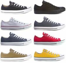 Converse - Chuck Taylor All-Star -  Low-Top Ox Unisex Canvas Shoe