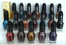 SEPHORA BY OPI NAIL POLISH LACQUER FULL SIZE SEALED GLITTER METALLIC FOIL NEW