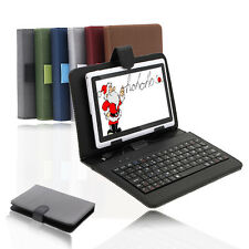 "iRulu 7"" Tablet PC Dual Cameras 8GB Android 4.0 1.2Ghz Bundle 7"" USB Keyboard"