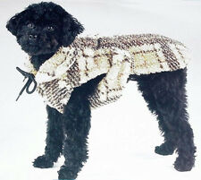 Casual Canine UPTOWN BERBER Dog Coat Jacket CLEARANCE SALE! HURRY!