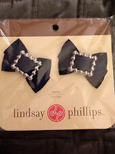 Lindsay Phillips Shoe Interchangeable Snaps New in Package YOU CHOOSE!