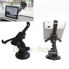 "IN Car Suction Windscreen Cradle Mount Holder for PC Tablet Ebook Reader 7"" 7in"