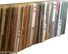 "12"" Vinyl Album LP Record Dividers Any Quantity White, Black, Clear or Colours"