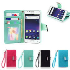 IZENGATE Wallet Flip Case PU Leather Cover for Samsung Galaxy S2 I727 Skyrocket