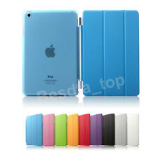 Slim Smart Magnetic Leather Case Cover for New Apple iPad Air iPad 5/4/3/2 Mini