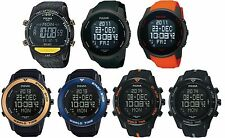 Pulsar WRC Digital Stopwatch Rubber Strap Gents World Rally Championship Watch