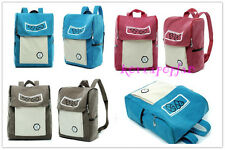 EXO XOXO WOLF GROWL KRIS LUHAN KAI CANVAS BAG SCHOOLBAG BACKPACK KPOP NEW