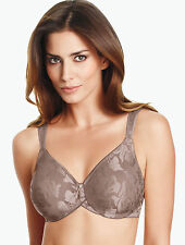 NWT Wacoal Awareness Full Figure Seamless Bra 85567 $65 CAPPUCCINO VARIOUS SIZES
