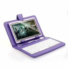 USB Keyboard Case Leather Stand Cover Case  for 9 inch MID Tablet PDA Android PC