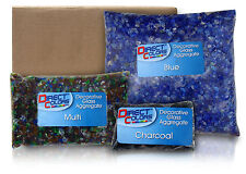 Decorative Recycled Glass Aggregate - 5 lbs. *4 Colors Available!*