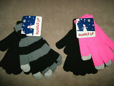 NEW~ i-Style, Touch Screen Compatible Gloves 4 Ways to Wear! Solid, Glitter
