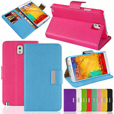 Fashion Luxury Wallet Stand Case Cover For SAMSUNG Galaxy Note 3 III N9000 N9005