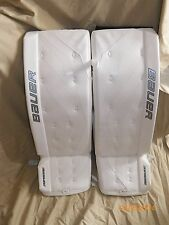 New Bauer Supreme One70 senior ice hockey goalie leg pads