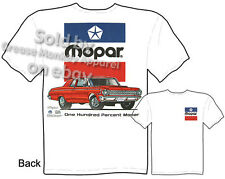 Mopar Clothing Dodge T Shirt 1964 64 Dodge Clothing 426 Hemi Muscle Car Apparel
