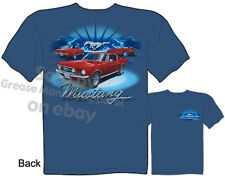 Ford Shirt Mustang Apparel Ford Mustang T Shirts 1965 1966 1967 1968 Clothing