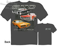 Pontiac Shirts GTO Shirts 1965 1967 1969 Automotive Shirts Muscle Cars T Shirts