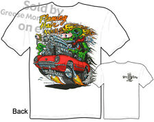 Ratfink T Shirts Big Daddy Shirt Corvette Clothing Ed Roth T Shirts 1953 1954 55