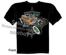 Hot Rod Clothing Ford T Shirt Hot Rod Wear Automotive Shirts 1930 1931 Rat Rod