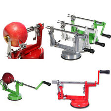 3 in 1 Safe Apple Potato Fruit Slinky Peel Peeler Corer Slicer Cutter Machine